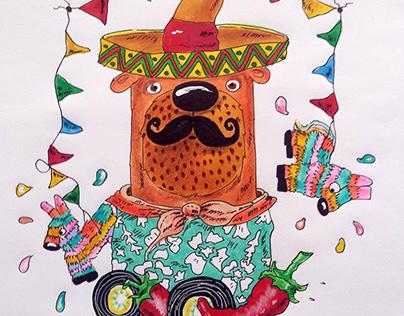 Mexican Bear!