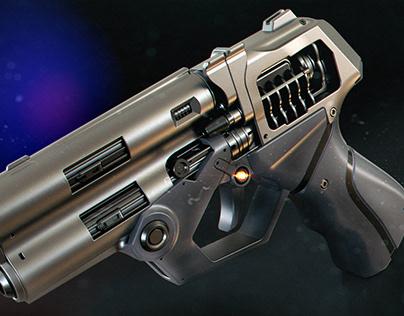 Luv's Blaster- Blade Runner 2049