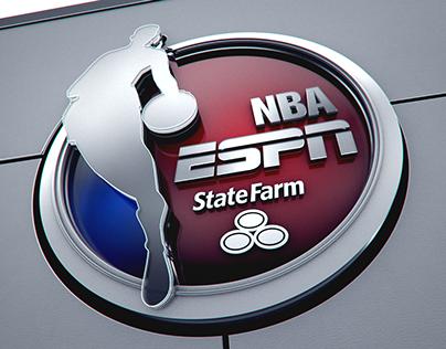 ESPN NBA // GFX Package