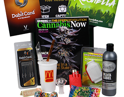 420GoodyBox Official Product Photography