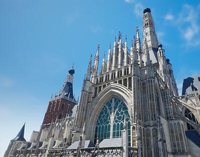Erfgoed Den Bosch - Sint Jan Kathedraal