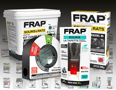 Packaging FRAP!