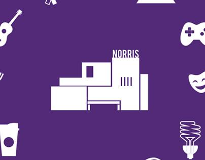 Meet me at Norris shirts 2015