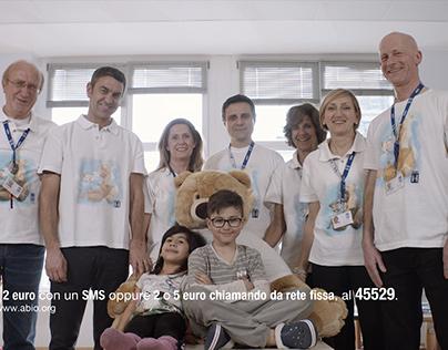 Spot Fondazione ABIO 45529