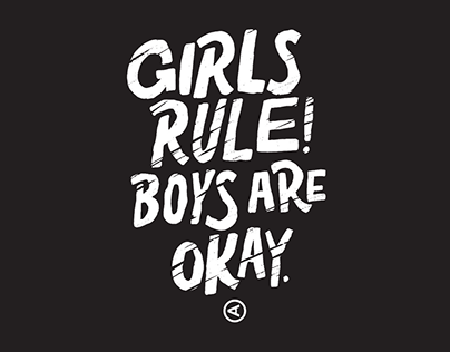 Girls Rule Tees