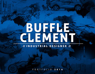 Portfolio 2016 - Clément Buffle