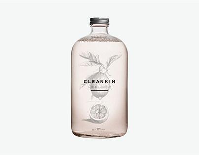 CLEANKIN | Branding