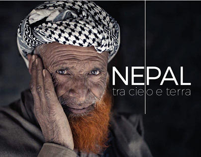 Nepal, tra cielo e terra. ADV per mostra fotografica