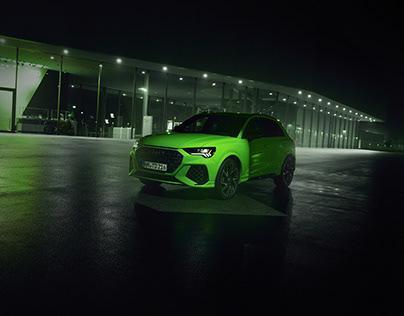 Audi RSQ3 Kyalami
