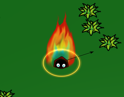 Game Project - Blaze