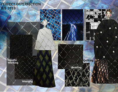 PERFECT IMPERFECTION SS19 - EVENING WEAR PROJECT