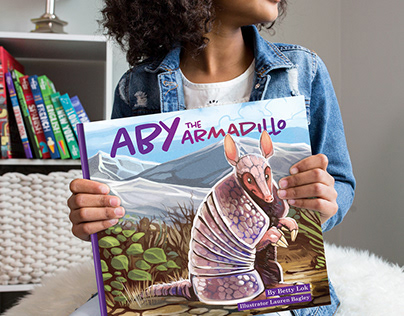 Children's Book | Aby The Armadillo