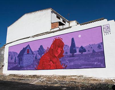 'Brote' - Muro Crítico 2019