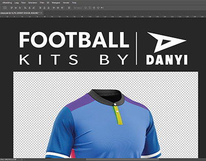 Football kits by DANYI.