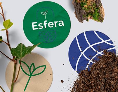 Esfera | Brand Identity