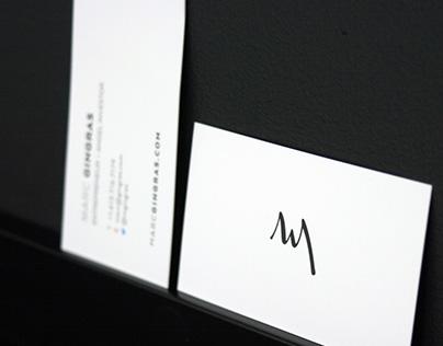 M.Gingras - Personal Branding