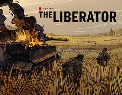Visual development of The Liberator