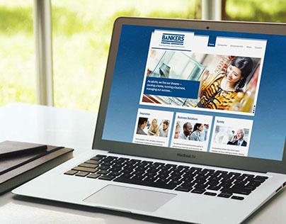 Bankers Responsive Website