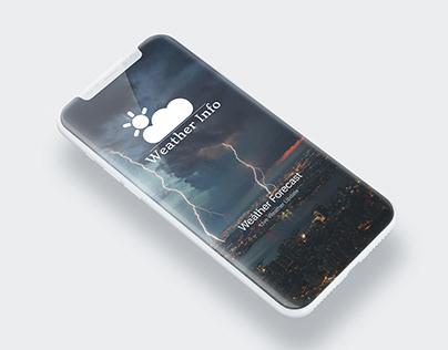 Weather Info App
