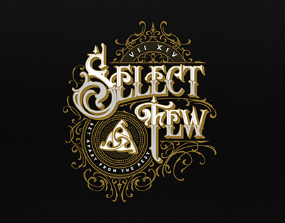 Select Few - t-shirt design