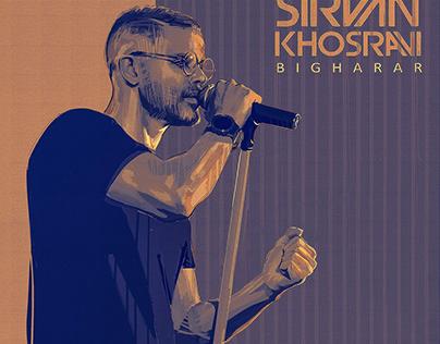 Sirvan album cover art