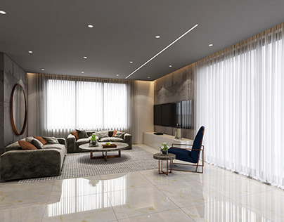 Sweet Residence Interior