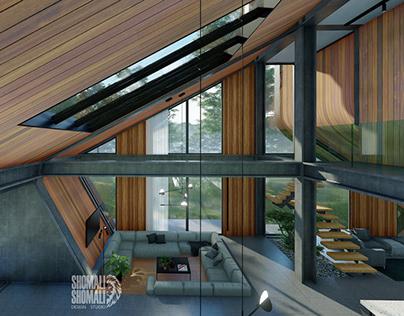 AbedZ Cabin House by Shomali Design Studio
