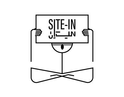 SITE-IN Logo design