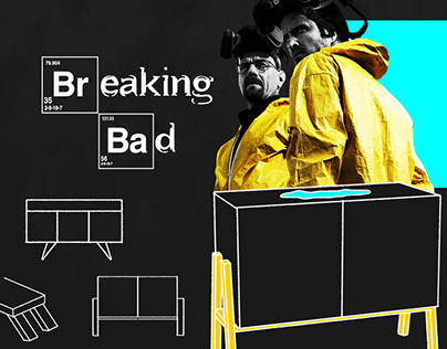 Mobiliário - Breaking Bad