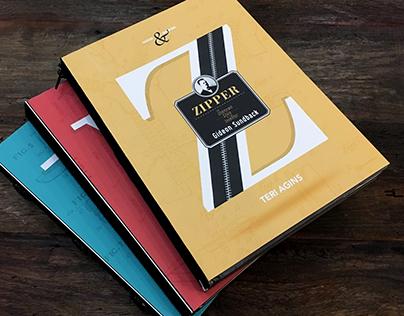Fashion & Inventors - Book Jackets