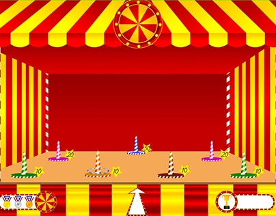 Online Carnival Games Level Design