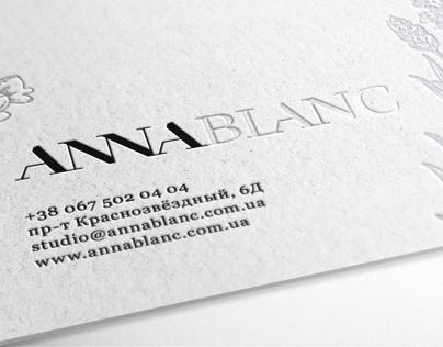 Annablanc Brand Identity