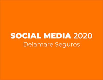 SOCIAL MEDIA | Delamare Seguros