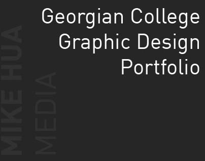 Georgian College Graphic Design Portfolio
