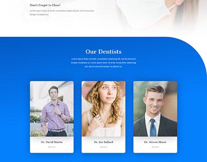 Website For Dentist