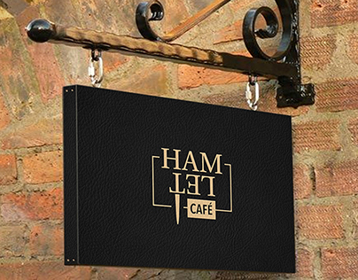 "Branding ""Hamlet Café"""
