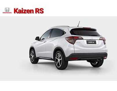 UI Design Fictício Concessionária Kaizen RS