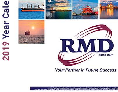 RMD 2019 Desk Calendar