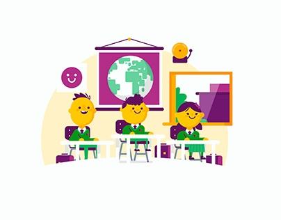 CLASS PAL - Animation