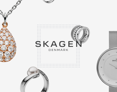 Skagen Global Website