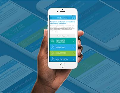 IBM Commerce App