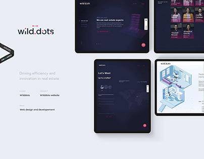 Wilddots web design