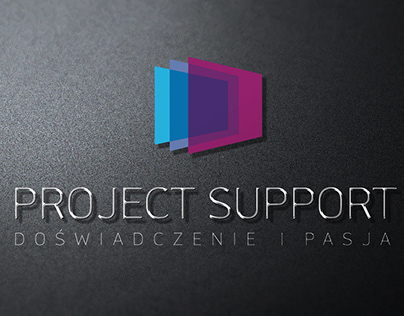 Project Support logotype