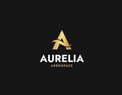 AURELIA - Unique and Bold Branding Concept