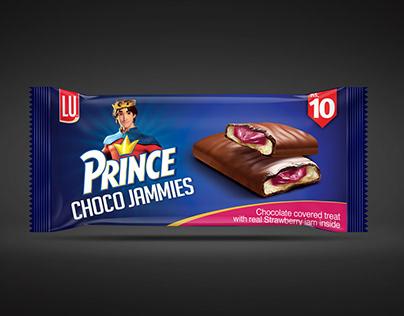 CBL Choco Jammies Packaging