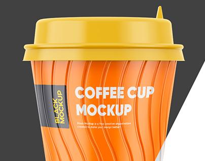 Coffe Cup Mockup