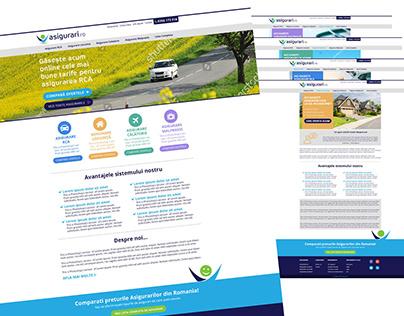 Logo&Website Design