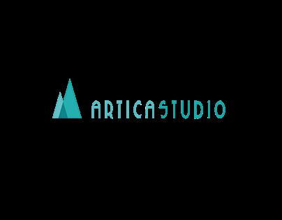 Artica Studio (logo design)