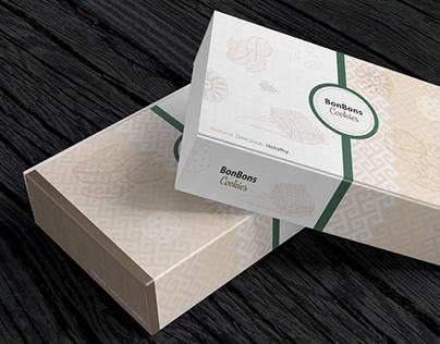 Cookes   Box design