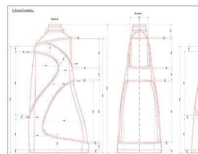 Diseño de envase - Packaging - Lifebuoy